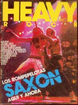 Heavy rock 1982