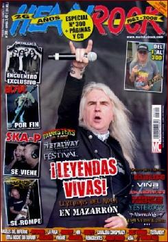 heavy rock 2008